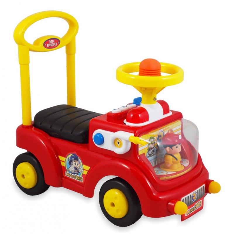 Porteur Pousseur camion bébé - Pompiers Mode Bébé 530W   lit bébé ... dc6dd82c822