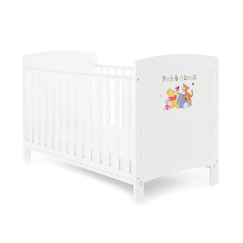 Chambre bébé Disney Inspire - Winnie L\'Ourson & Cie Disney- Baby ...