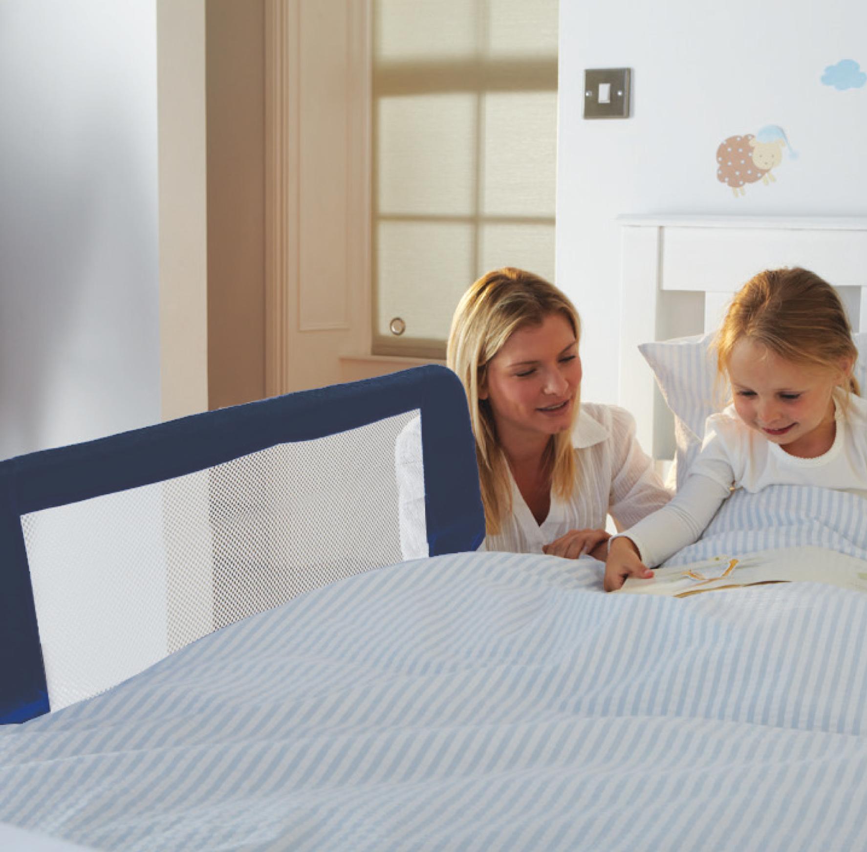 babylo barri re de lit pliable universelle babylo. Black Bedroom Furniture Sets. Home Design Ideas