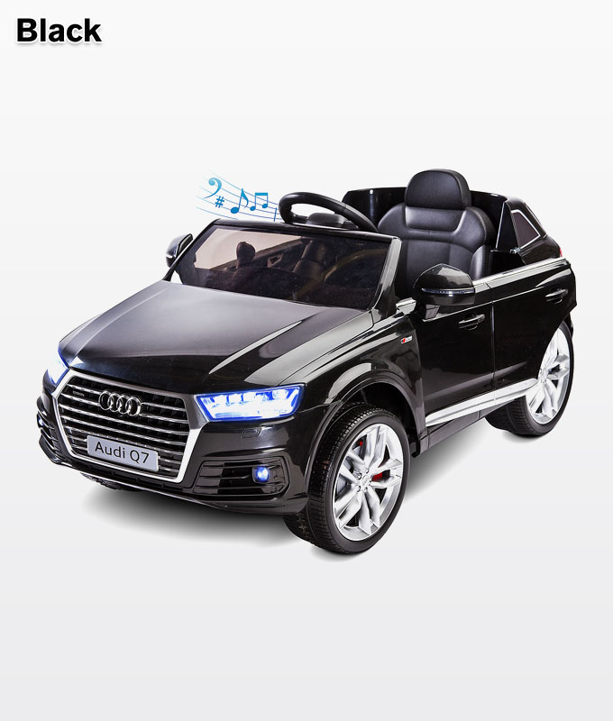 voiture electrique audi q7 mode b b catauq7 boutique b b sp cialiste des poussettes et. Black Bedroom Furniture Sets. Home Design Ideas